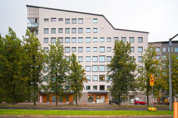 Huopalahdentie 19, Helsinki (Munkkiniemi)