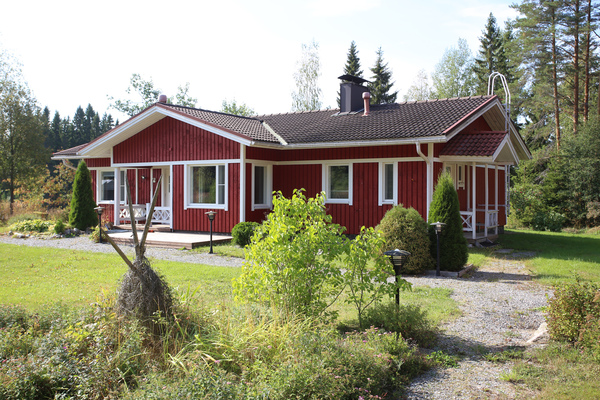 Koskenkyläntie 88, Kuopio (Syvänniemi)