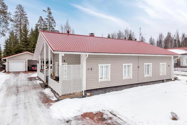 Havukkalahdenkatu 23, Kuopio (Rautaniemi)