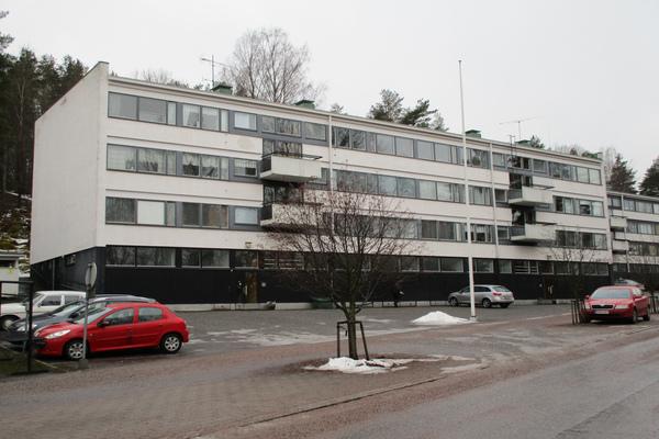 Tietotie 4, Lahti (Niemi)