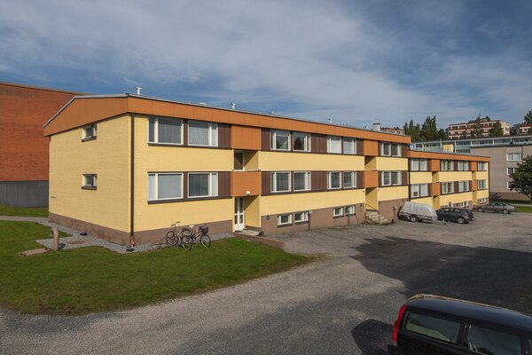 Kalevalankatu 12, Kuopio (Kuopio)