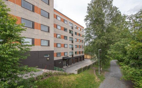 Inkilänmäenkatu 25, Kuopio (Inkilänmäki)