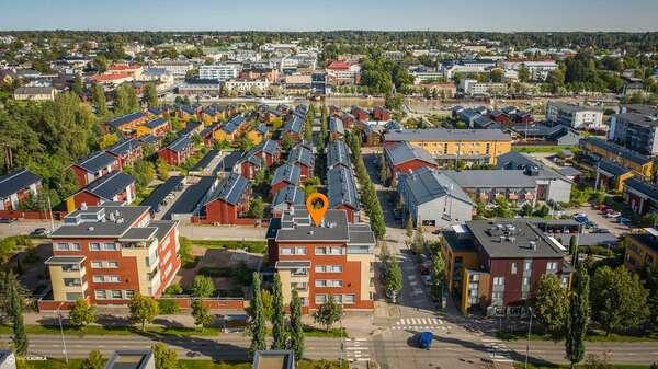 Laamanninpolku 10, Porvoo (Länsiranta)