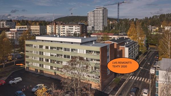 Kuninkaankatu 36, Kuopio (Keskusta)