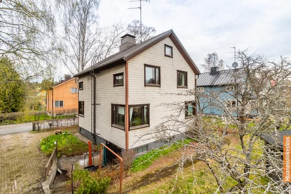 Pyhtääntie 3, Helsinki (Koskela)
