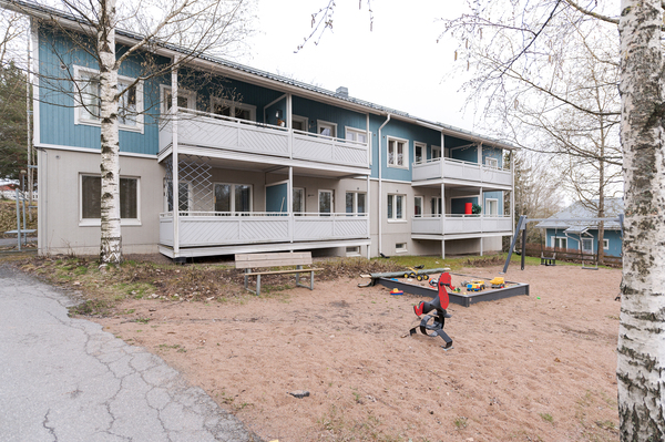 Uittotunnelinkatu 8, Tampere (Hyhky)