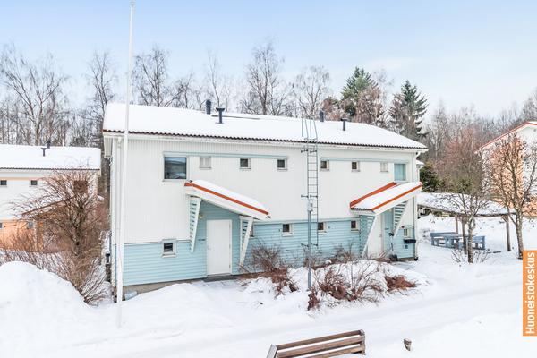 Pesäpuunkuja 3, Vantaa (Vallinoja)