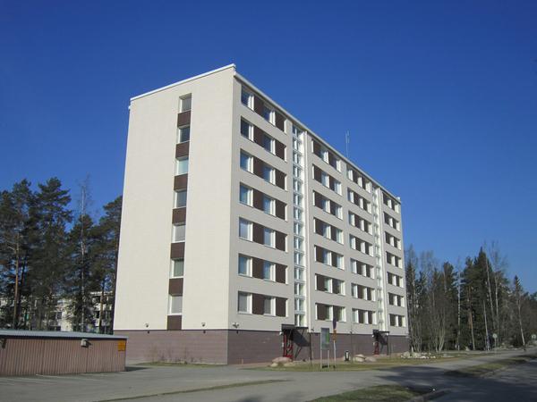 Satulakatu 2, Lahti (Metsäkangas)