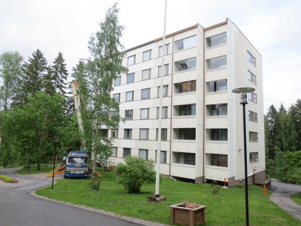Tanssimäenkatu 2, Lahti (Mukkula)