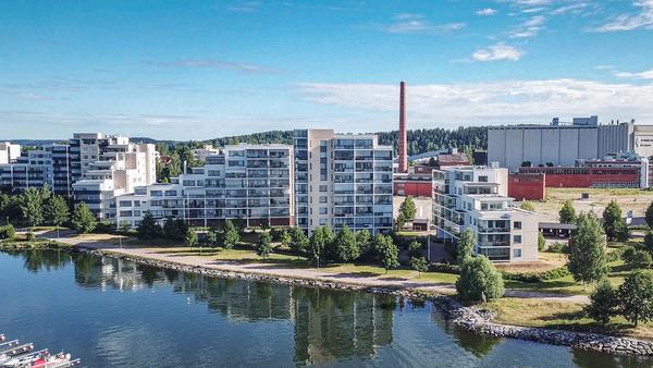 Ruoriniemenkatu 12, Lahti (Ruoriniemi)