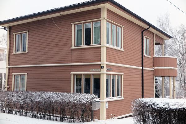 Uudenkylänkatu 20, Tampere (Uusikylä)