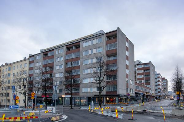 Aleksanterinkatu 37, Tampere (Keskusta)
