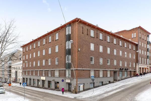 Palokunnankatu 10, Hämeenlinna (keskusta)