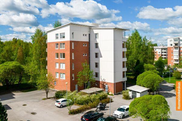 Aapelinraitti 7, Tampere (Haapalinna)