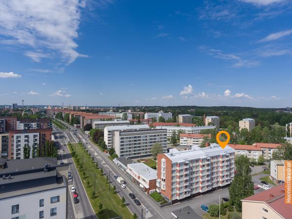 Sammonkatu 41, Tampere (Kaleva)