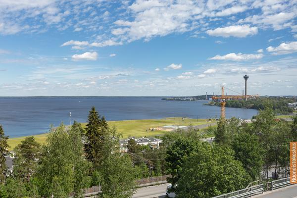 Pispalan valtatie 27, Tampere (Pispala)
