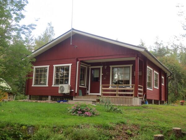 Särkijärventie 156, Rautjärvi (Laikko)