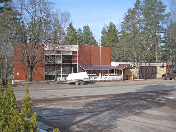 Nevantie 38, Kouvola (Tornionmäki)
