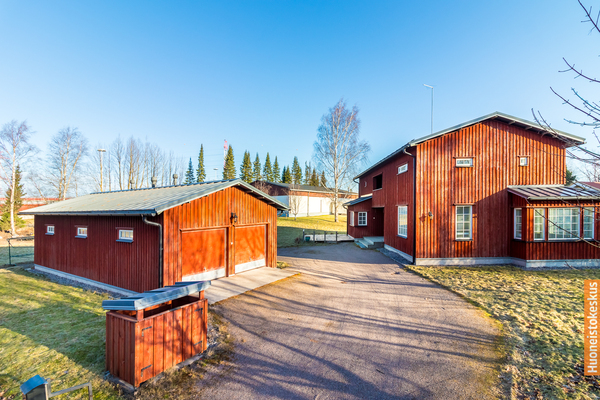 Josvanpolku 1, Vantaa (Helsingin pitäjän kirkonkylä)