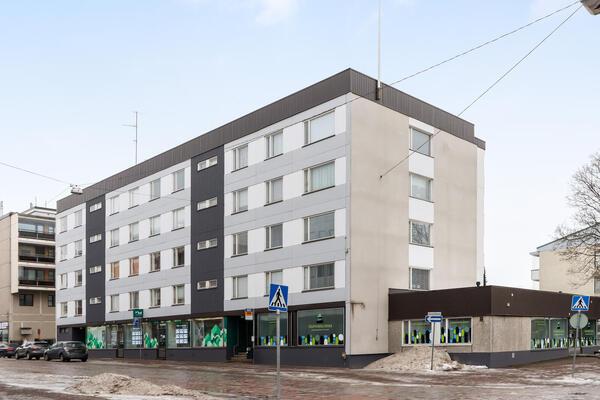 Kasarmikatu 13, Hämeenlinna (keskusta)