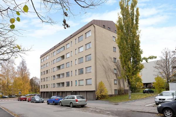 Ahdinkatu 26, Jyväskylä (Mäki-Matti)