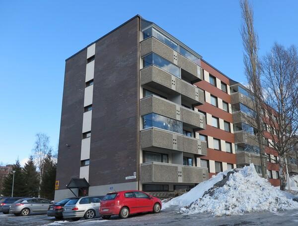 Leinikinkatu 4, Tornio (Juhannussaari)