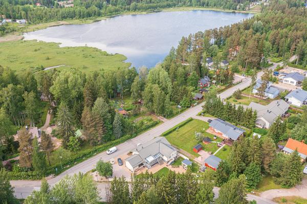 Perälänjärventie 1, Kirkkonummi (Veikkola)