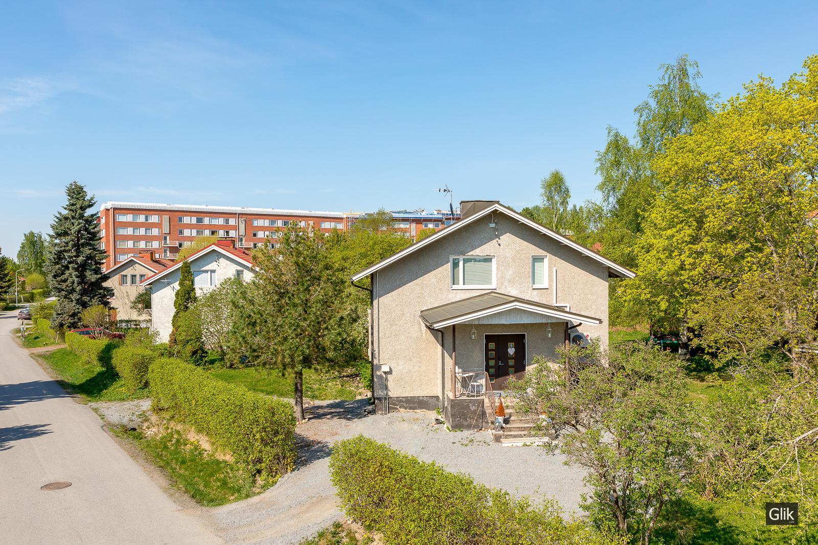 Ippisenkatu 8, 33300 Tampere, Rahola
