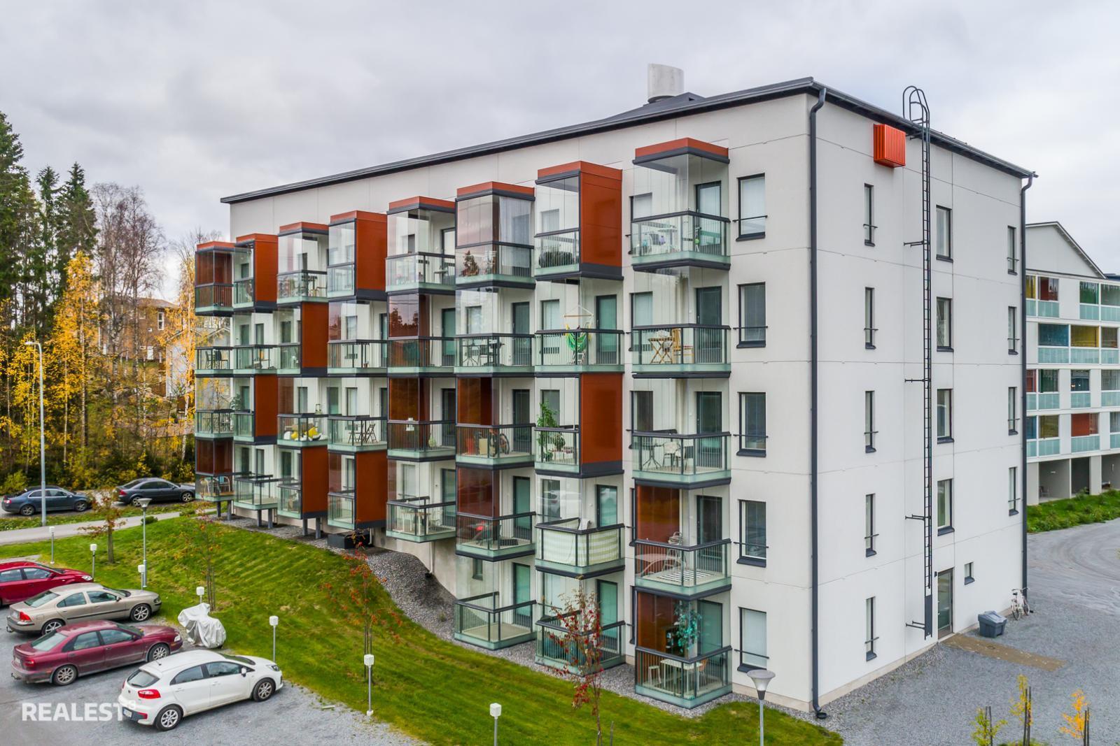 Juvankatu 85, 33710 Tampere, Annala