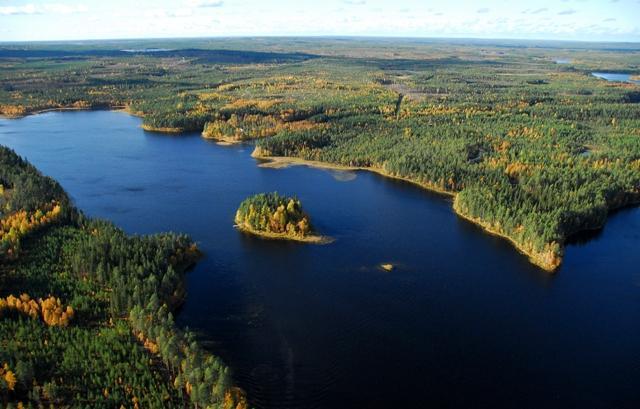 Vihajärven Luodeselkää