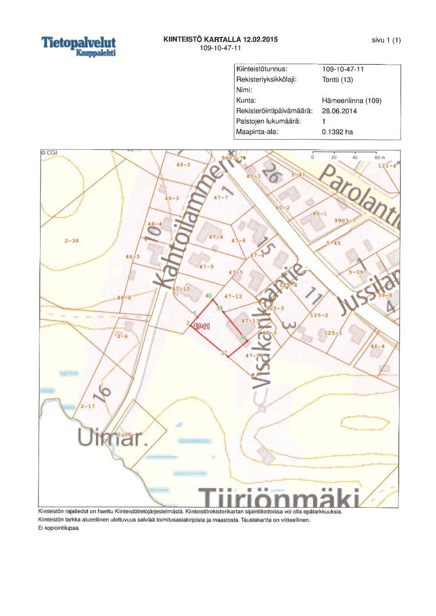 Kotijoukkue Hämeenlinna