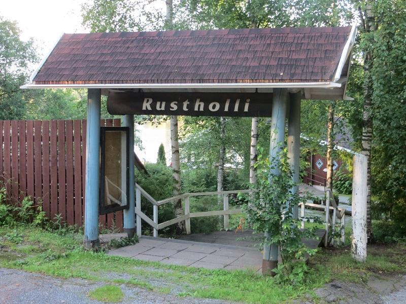 Rusthollinrinne 4, 33610 Tampere, Rustholli