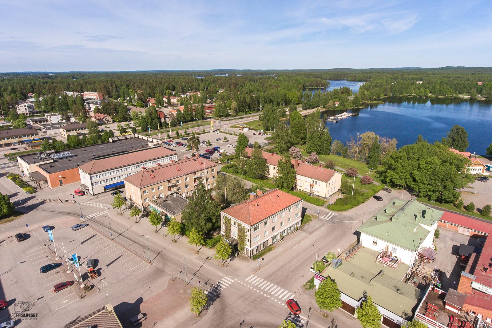 Itätorinkatu 4, 35800 Mänttä-Vilppula, Mäntän keskusta