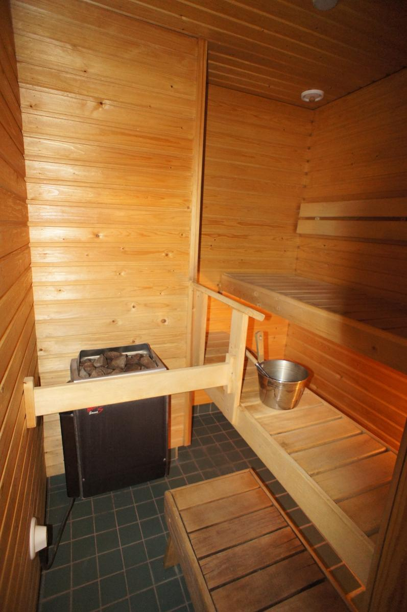 Sauna title=