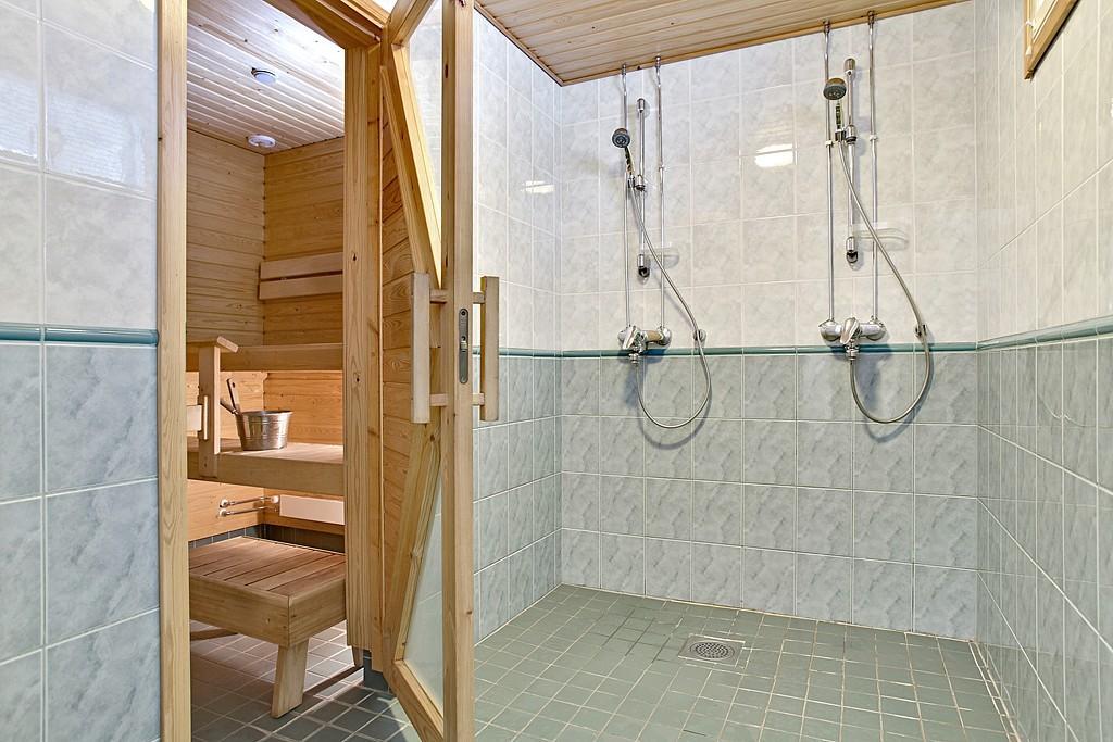 Sauna ja pesutila title=