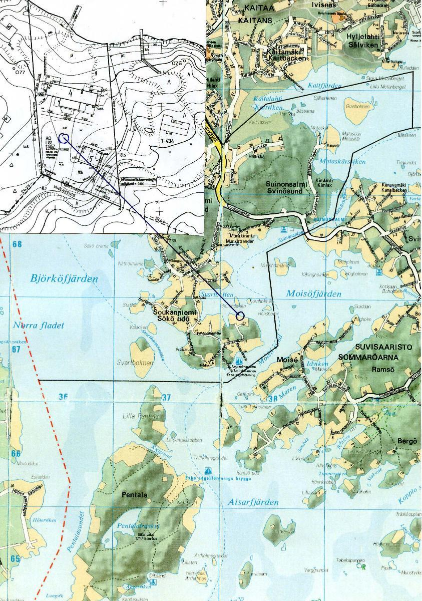 Sijainti kartalla. title=