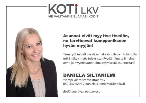 Koroistentie 13, 00280 Helsinki