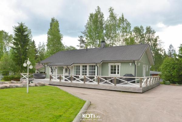 Vuohikallio 5, 02860 Espoo