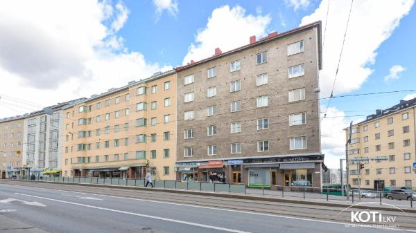 Mannerheimintie 45 00250 Helsinki