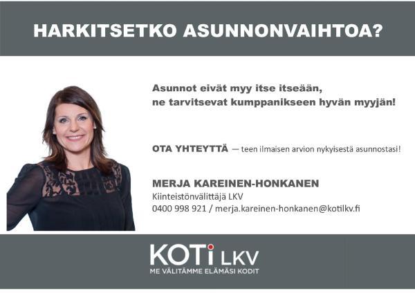 Korkeanmäentie 8, 00730 Helsinki