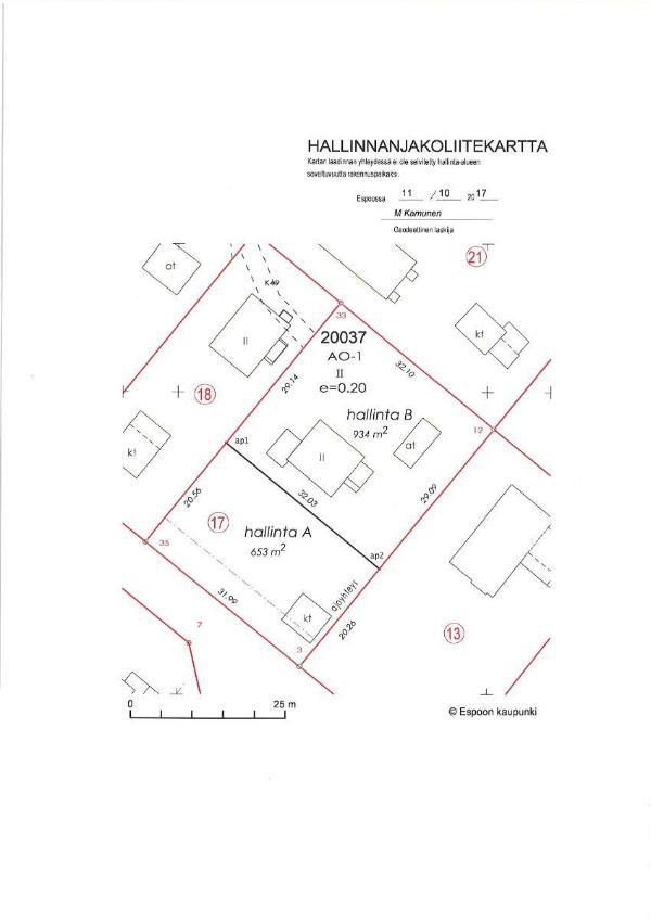 Platinatie 4 B b, 02750 Espoo