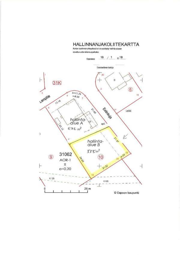 Lampitie 6 B 02360 Espoo