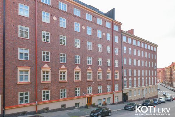 Tunturikatu 12 00100 Helsinki